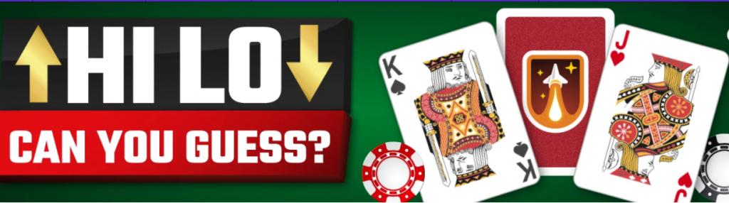 Hi Lo Review – Play with a Bonus at MagBets Casino